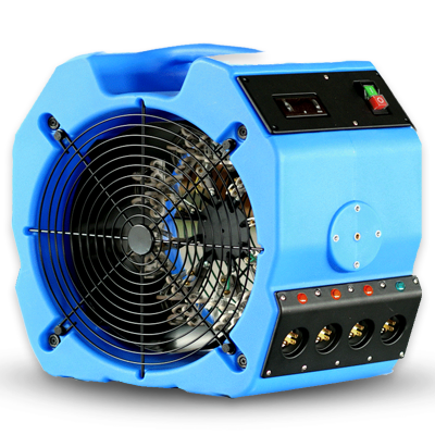 Radial  Bed Bug Heater